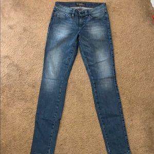 Denim Jeans, GUESS, Size 26